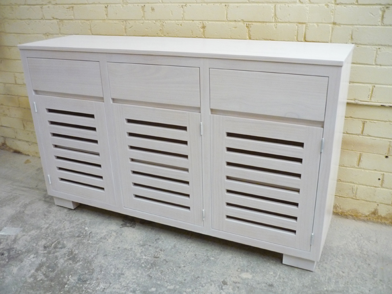 Pine Lime Wash Buffet