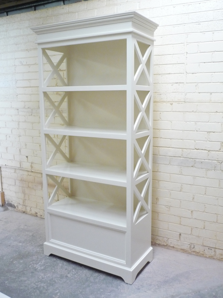White Display Unit