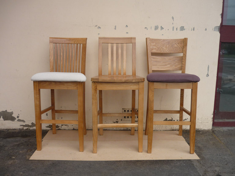 Ash Bar Chairs