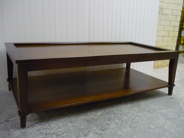 Tassie Blackwood Coffee Table