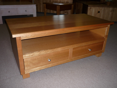 Tassie Oak Coffee Table