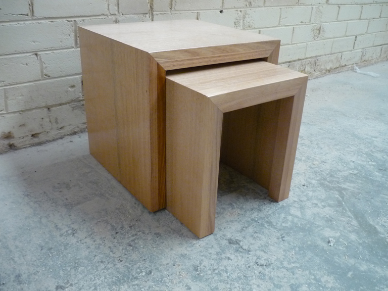 Tassie Oak Nested Coffee Table
