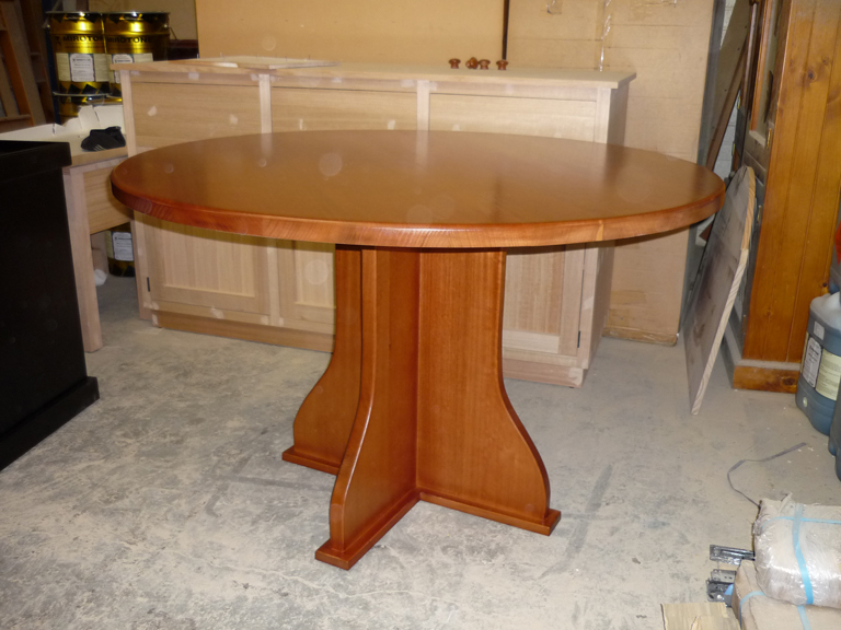 Tassie Oak Table