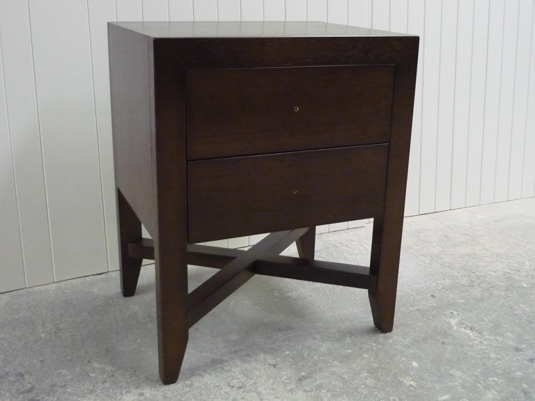 Tassie Oak Side Table
